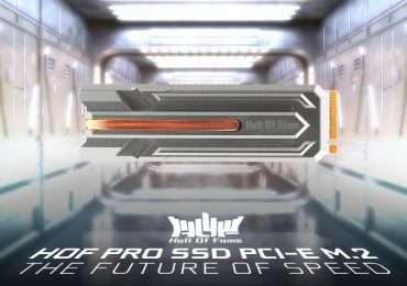 Galax представила SSD Hall of Fame Pro M.2 PCIe 4.0 x4