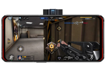 Lenovo Legion — неординарный смартфон со встроенным кулером